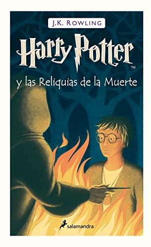 9788498381405: Harry Potter Y Las Reliquias De La Muerte