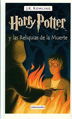 9788498381412: Harry Potter Y Las Reliquias De La Muerte (Tapa Dura)