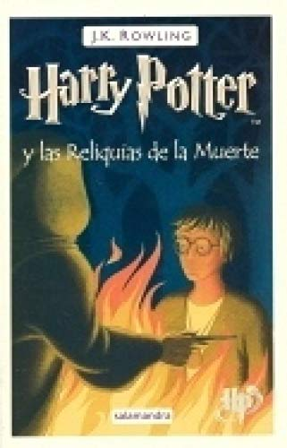 9788498381443: Harry Potter y las reliquias de la muerte (Spanish Edition)