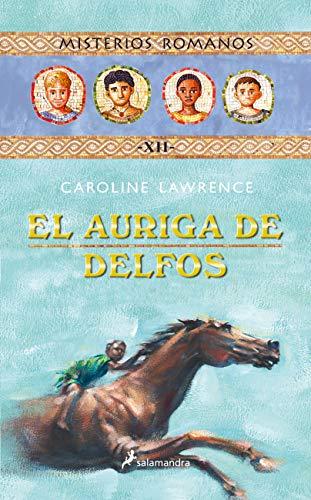 9788498381528: Auriga de Delfos, El