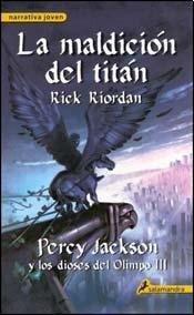 9788498382068: MALDICION DEL TITAN, LA (Spanish Edition)
