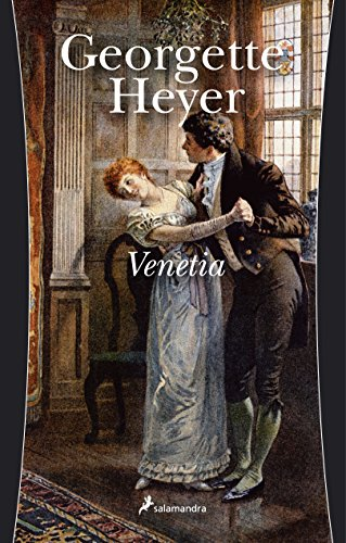 9788498382150: Venetia (Spanish Edition)