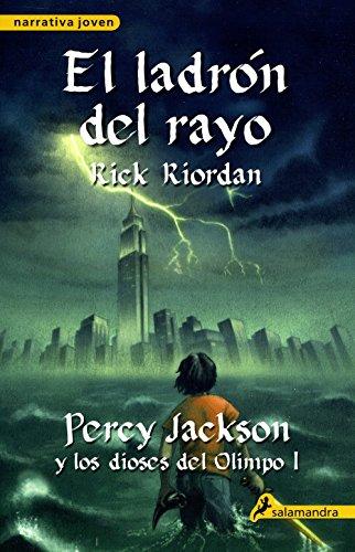 El Ladron del Rayo Novela Grafica (Percy Jackson & the Olympians Graphic Novel)