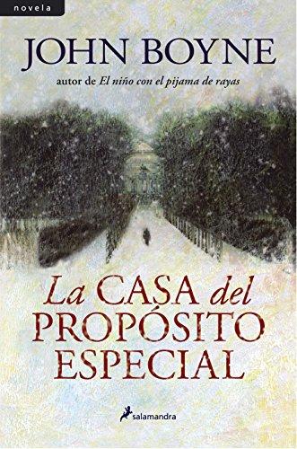 9788498382495: La casa del proposito especial/ The House Of Special Purpose (Spanish Edition)
