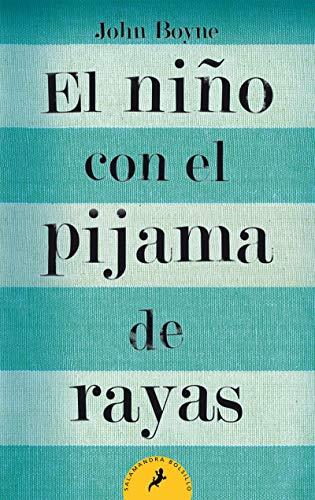 9788498382549: Nino con el pijama de rayas, El (Letras de Bolsillo) (Spanish Edition)