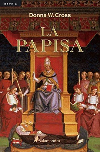 9788498382648: La papisa (Novela)