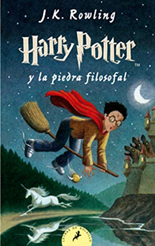 9788498382662: Harry Potter y la Piedra Filosofal (Latin Spanish Edition)