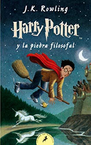 9788498382662: Harry Potter y la Piedra Filosofal (Latin Spanish Edition)