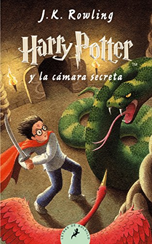 9788498382679: Harry Potter y la Cámara Secreta: Harry Potter y la camara secreta - Paperback