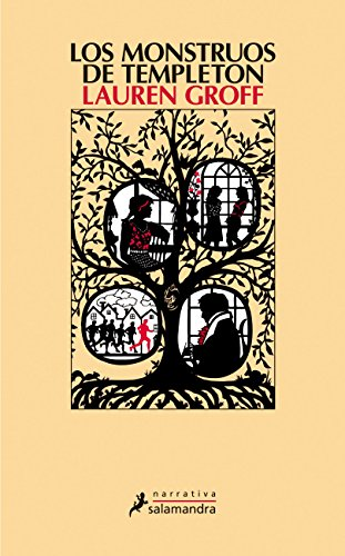 9788498382990: Los monstruos de Templeton/ The Monsters Of Templeton (Spanish Edition)