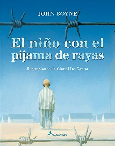 9788498383164: NIÑO CON EL PIJAMA DE RAYAS, EL (ilustrado)