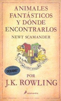 9788498383287: ANIMALES FANTASTICOS Y DONDE ENCONTRARLOS (Spanish Edition)