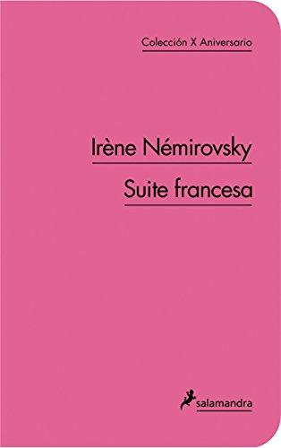 9788498383386: Suite francesa (X Aniversario)