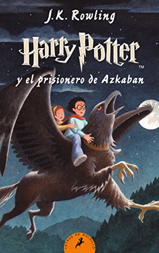 9788498383430: Harry Potter y el prisionero de Azkaban (Letras de Bolsillo)