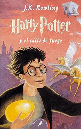 9788498383447: Harry Potter y el Cáliz de Fuego: Harry Potter y el caliz de fuego - Paperback