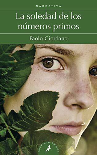 9788498383454: Soledad de los números primos (Letras de Bolsillo)