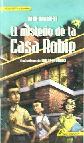 9788498383614: El misterio de la casa Robie/ The Wright 3 (Spanish Edition)