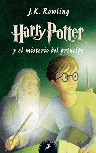 9788498383638: Harry Potter y el misterio del príncipe (Letras de Bolsillo)
