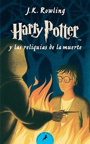 9788498383645: Harry Potter y las Reliquias de la Muerte (Letras de Bolsillo)