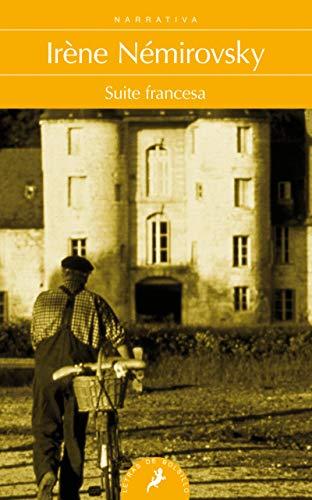 9788498383706: Suite francesa (Letras de Bolsillo)