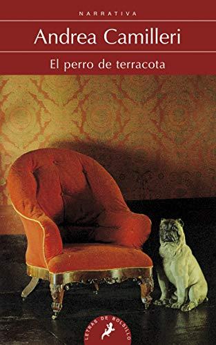 9788498384307: El perro de terracota: Montalbano - Libro 2 (Letras de Bolsillo)