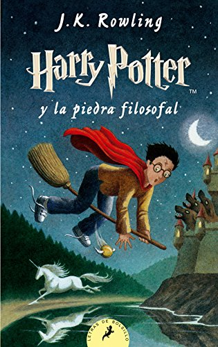 Imagen de archivo de Harry Potter y la Piedra Filosofal (Spanish Edition) a la venta por World of Books Inc