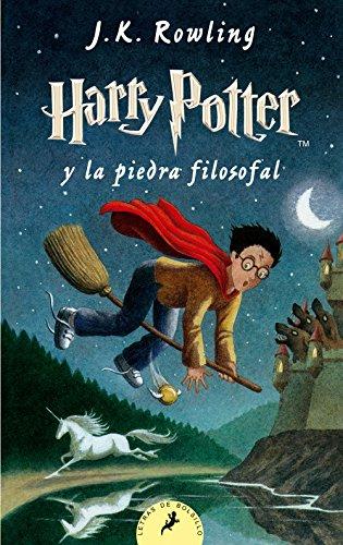 9788498384383: Harry Potter y la Piedra Filosofal (Spanish Edition)