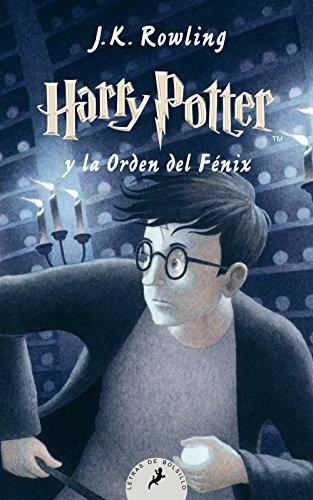 Harry Potter y la Orden del Fénix (9788498384468) by J.K. Rowling