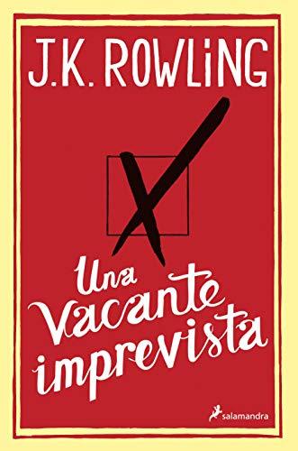 9788498384925: Una vacante imprevista (Spanish Edition)