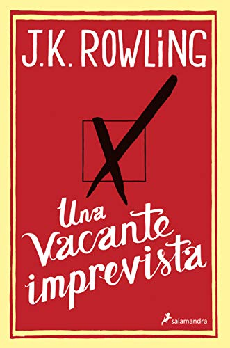 9788498384925: Una vacante imprevista / The casual vacancy (Spanish Edition)