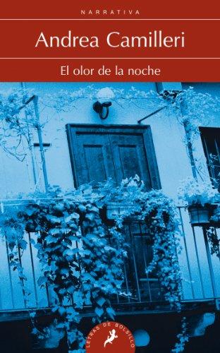 9788498385236: El Olor De La Noche (Letras de Bolsillo)