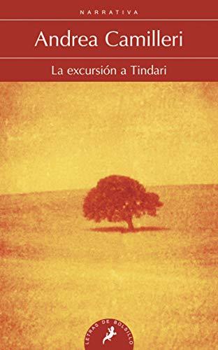 9788498385427: La excursión a Tindari: Montalbano - Libro 7 (Letras de Bolsillo)