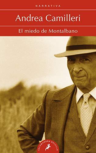 9788498385830: El Miedo De Montalbano (Letras de Bolsillo)