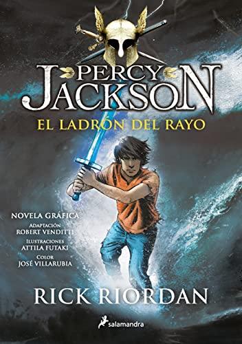 Percy Jackson 01. Ladron del rayo (Percy Jackson Y Los Dioses Del Olimpo / Percy Jackson &#x2F...