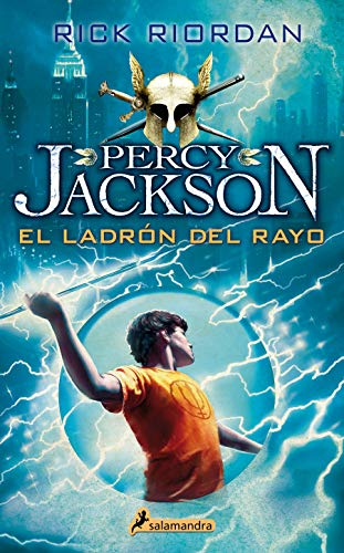 EL LADRÓN DEL RAYO: RIORDAN, RICK