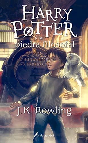 Imagen de archivo de Harry Potter y la piedra filosofal a la venta por medimops