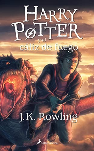 9788498386349: Harry Potter - Spanish: Harry Potter y el caliz de fuego