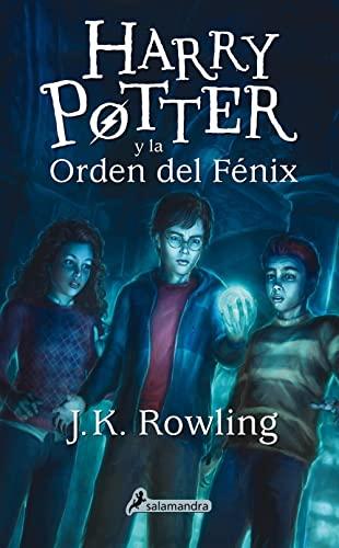 9788498386356: HARRY POTTER RUSTICA 5 Y LA ORDEN DEL FENIX: Harry Potter y la Orden del Fenix - Paperback