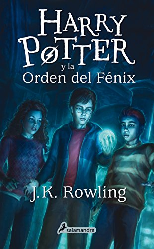 9788498386356: Harry Potter y la orden del Fénix (Spanish Edition)