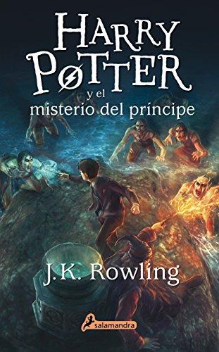 9788498386363: Harry Potter - Spanish: Harry Potter y el misterio del principe - Paperback