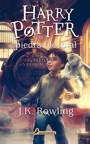 Imagen de archivo de Harry Potter y la piedra filosofal (Harry Potter 1) (Spanish Edition) a la venta por HPB-Movies