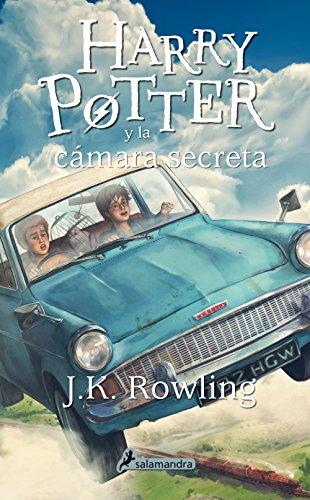 9788498386592: Harry Potter 2. Harry Potter y la cámara secreta (Nueva edición, tapa blanda)