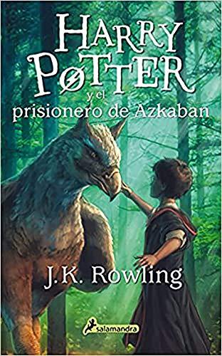 9788498386967: Harry Potter y el prisionero de Azkaban (Harry 03) (Spanish Edition)