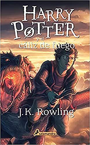9788498386974: Harry Potter y El Caliz de Fuego (Harry 04)