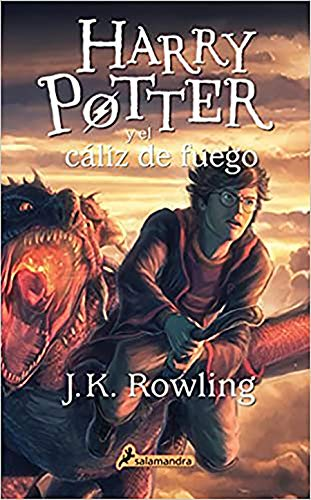 9788498386974: Harry Potter y el caliz de fuego (Harry 04) (Spanish Edition)