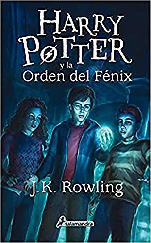 Harry Potter y La Orden del Fenix: Rowling, J. K.
