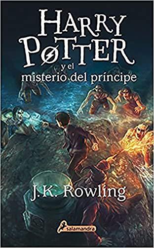 9788498386998: Harry Potter y El Misterio del Principe (Harry 06)