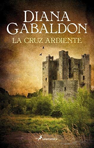 9788498387063: La cruz ardiente (Outlander V) (Spanish Edition)