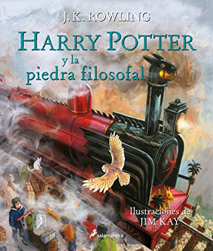 9788498387070: Harry Potter y la piedra filosofal (Harry Potter (Ilustrado))