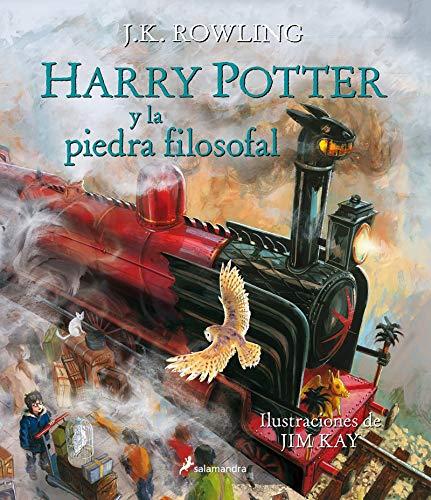 9788498387094: Harry Potter y la piedra filosofal (ilustrado) (42313) (Spanish Edition)
